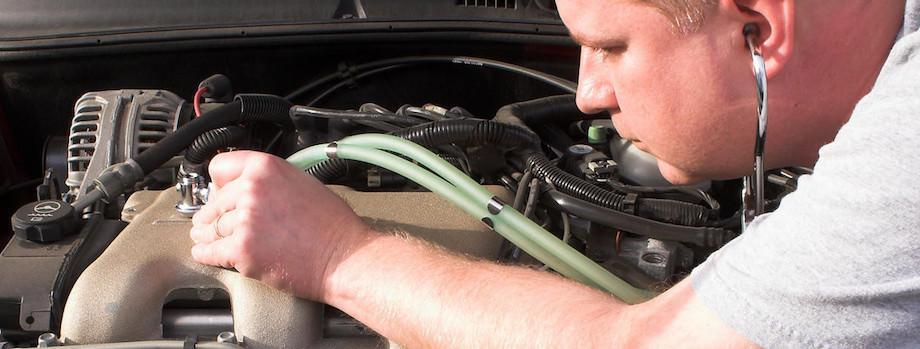 Révision de véhicule dans les garages du réseau Autofit