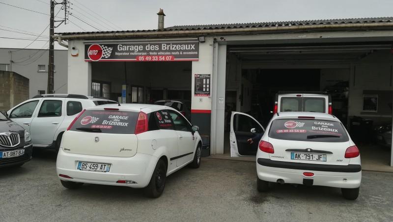 Garage des Brizeaux