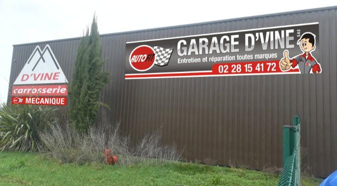 Garage D'VINE