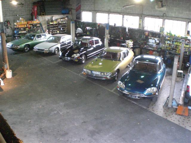Garage MARCHESSEAU