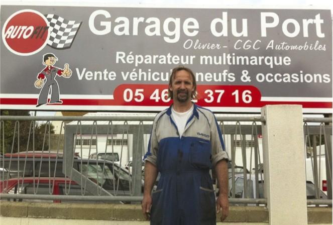 Garage du PORT - Olivier CGC Automobiles