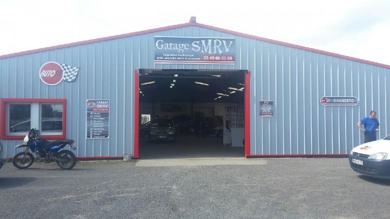 GARAGE SMRV