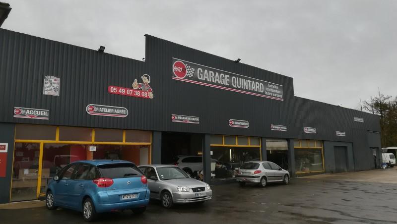 Garage QUINTARD