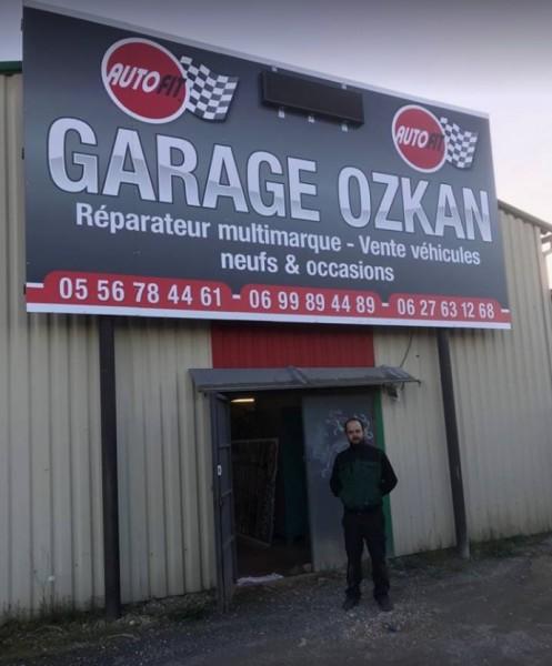 GARAGE OZKAN