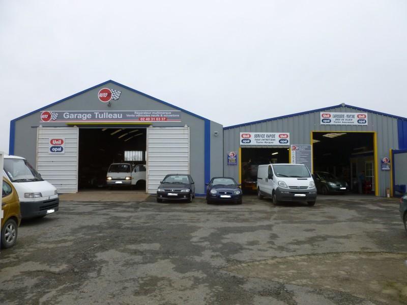 Garage TULLEAU