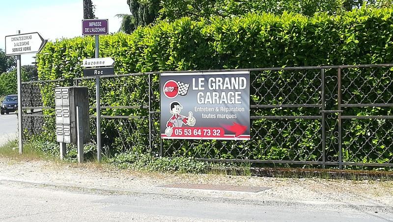 LE GRAND GARAGE