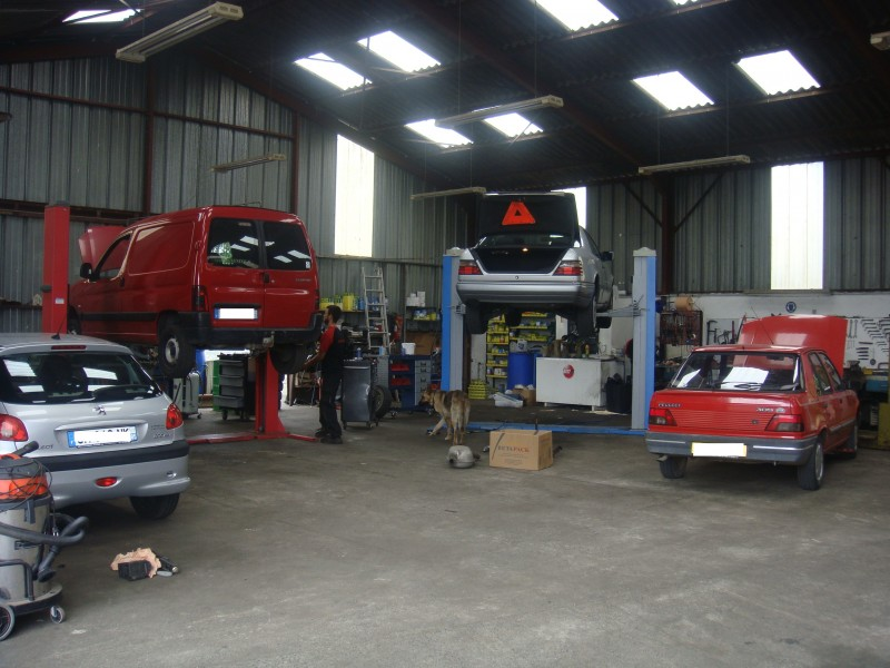 Garage BOSSARD