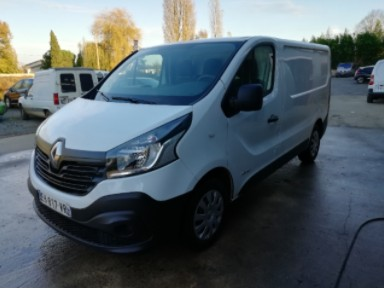RENAULT  Trafic 120ch  14900HT