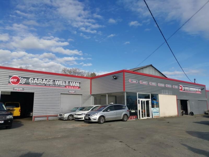 Garage Welt Van