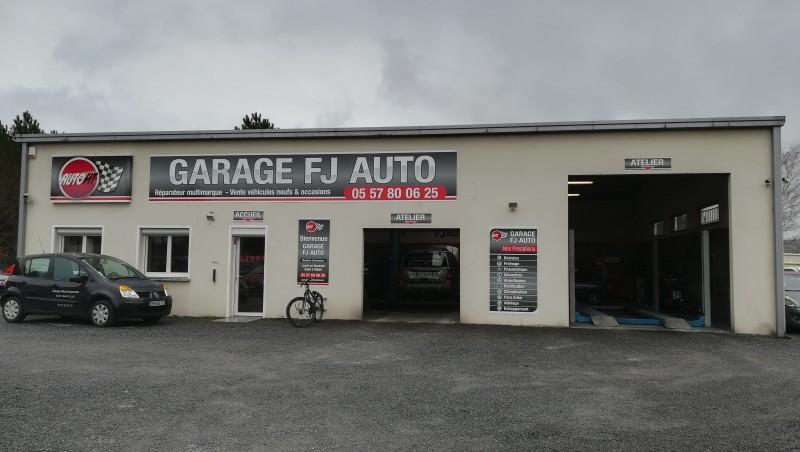 Garage FJ automobile