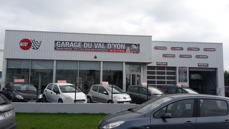 GARAGE DU VAL D'YON