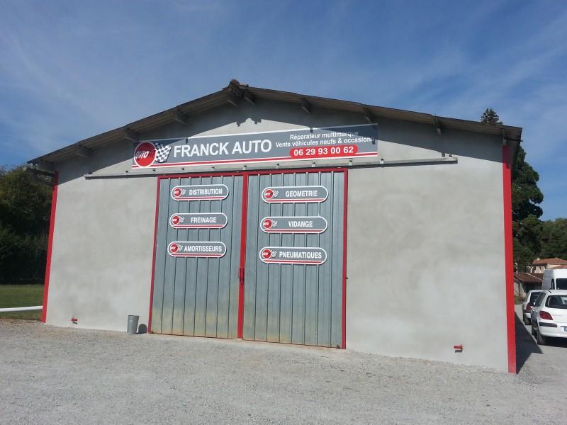 FRANCK AUTO