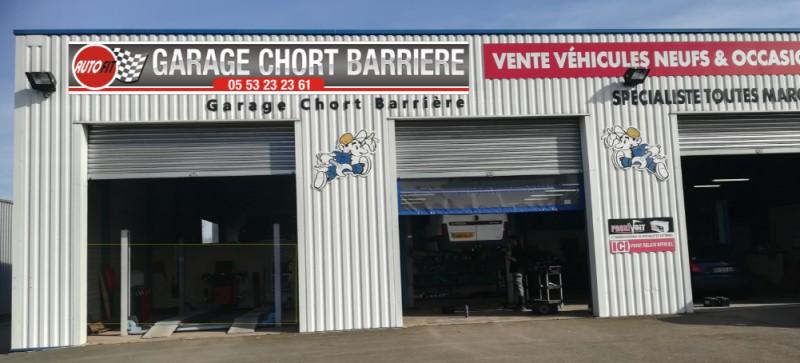 Garage CHORT-BARRIERE